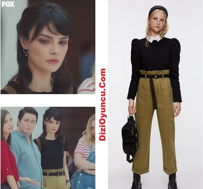 Mucize Doktor yeni bölümde Nazlının giydiği bluz