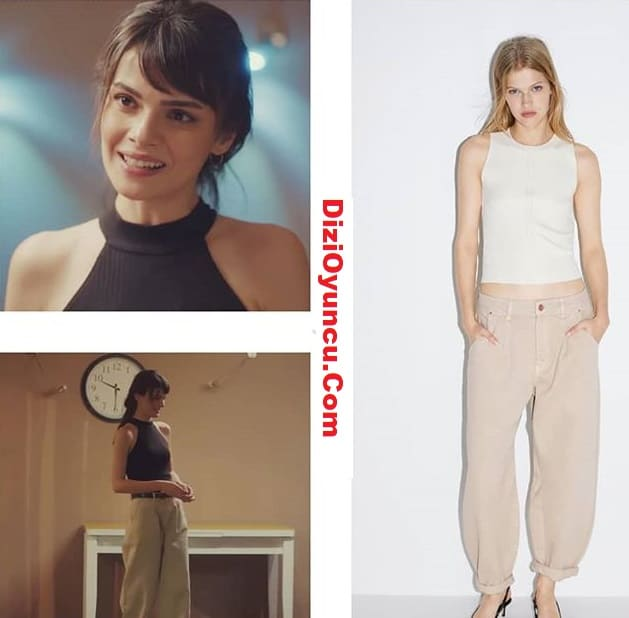 Mucize Doktor yeni bölümde Nazlının giydiği pantolon markası