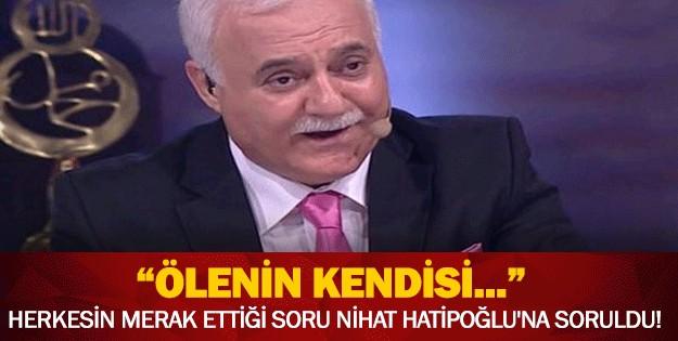 Nihat Hatipoğlu'na Soru Sor 2020 başvuru