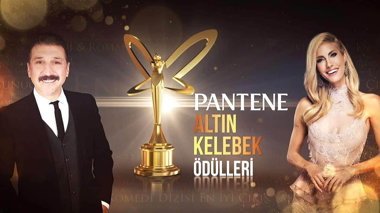 Pantene Altın Kelebek 2019-2020 Ödül töreni sunucuları kim olacak