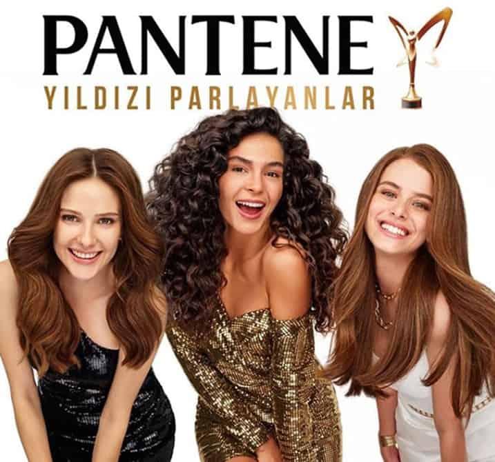 Pantene Altın Kelebek 2019-2020 Ödülleri yıldızı parlayan kadın oyuncu