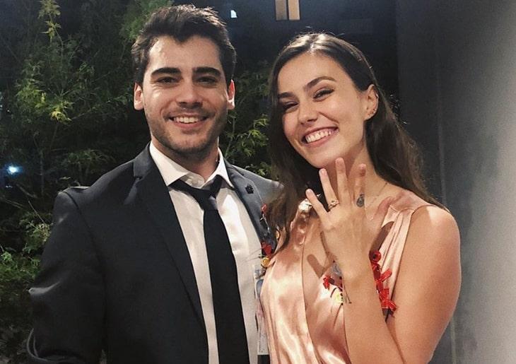 Dilan Telkök Berkay HArdal evlendi