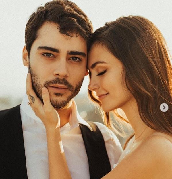 Dilan Telkök instagram hesabında eşiyle resimler var