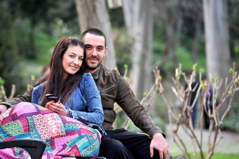 Eşkıya (EDHO) Ömür Façalı ve eşi behzat