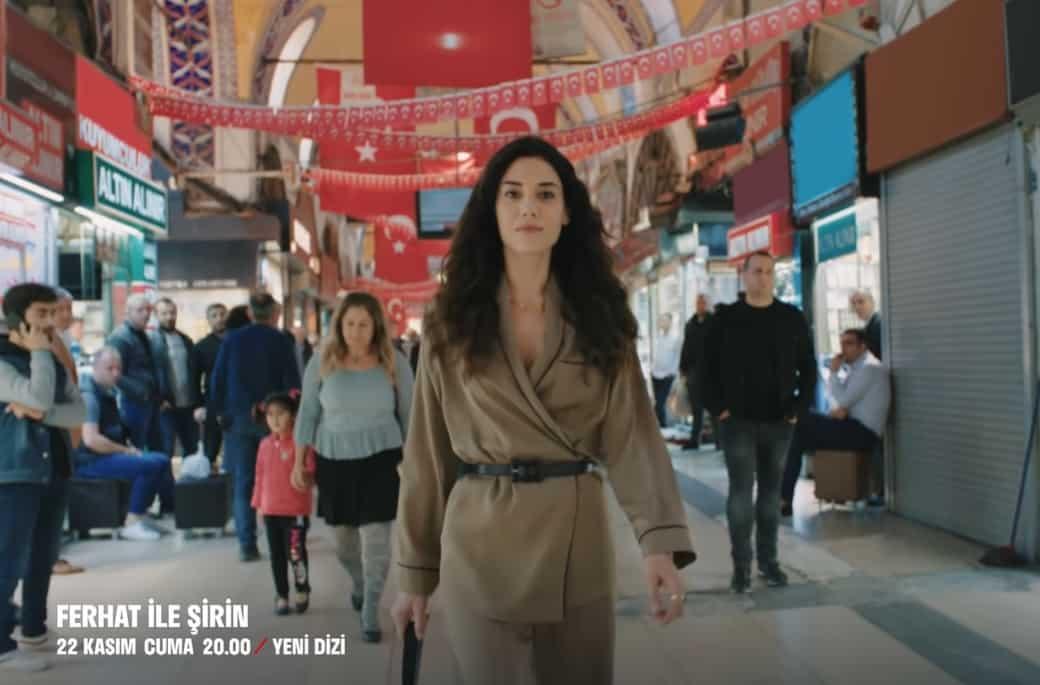 Ferhat ile Şirin 22 Kasım 1. bölüm çekim yerleri