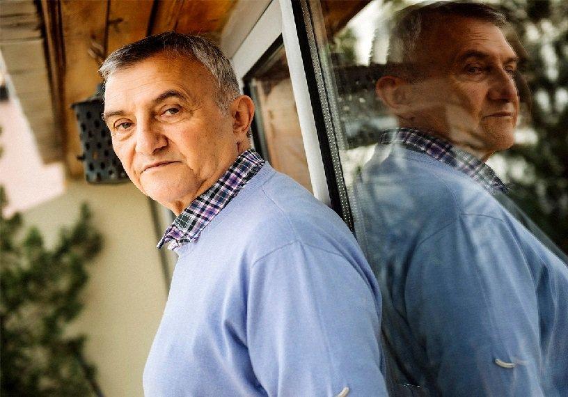 Kilit filmi oyuncusu Mustafa Alabora