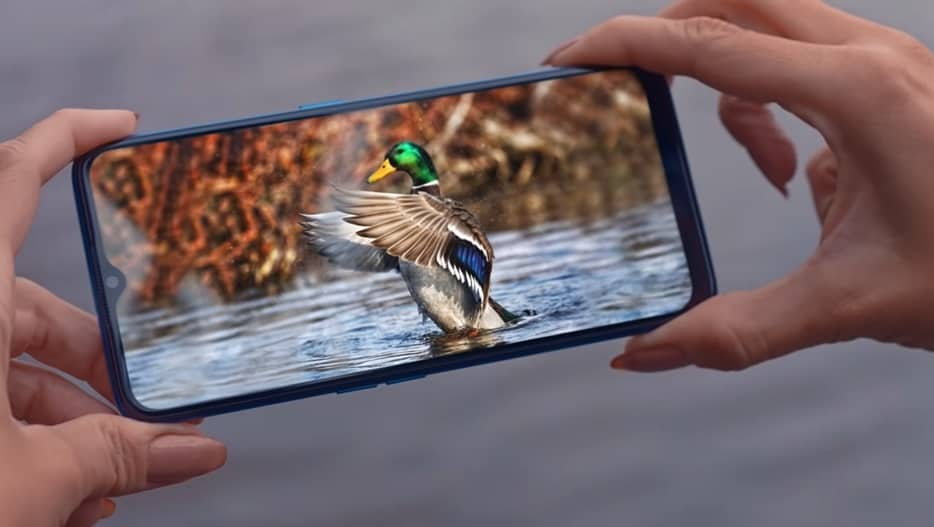 Oppo Reklamı hangi kuş cennetinde çekildi