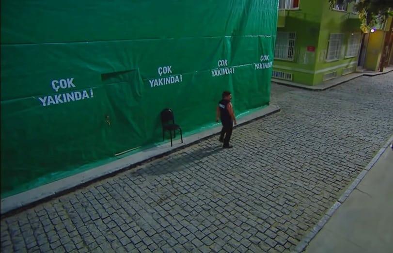 Seksenler Yeşil brandalı yer ne inşaatı
