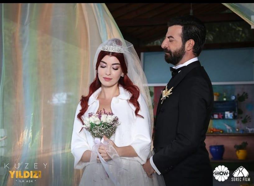 kuzey yildizi kuzey ve yildiz evlendi