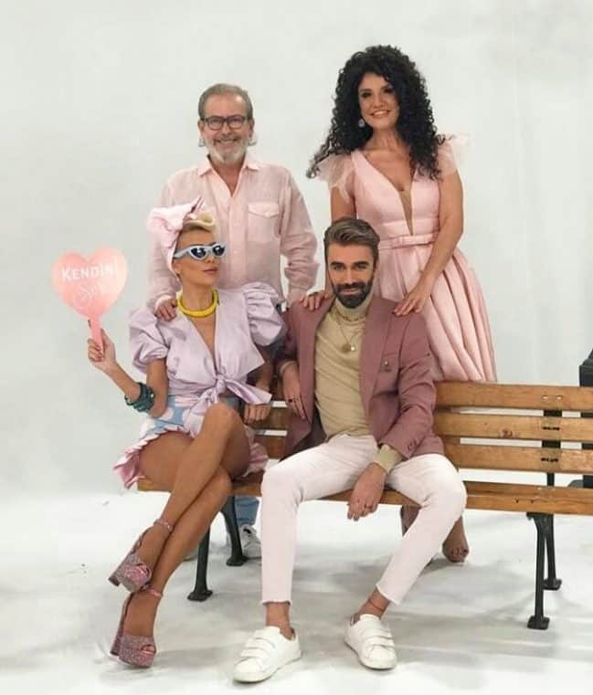 Doya Doya Moda Jüri üyeleri resimi