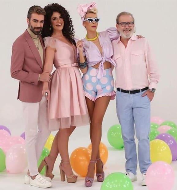 Doya Doya Moda Yarışması Jüri Üyeleri