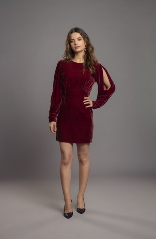 Ferhat ile şirin Şirinin giydiği Kıyafet Elbise