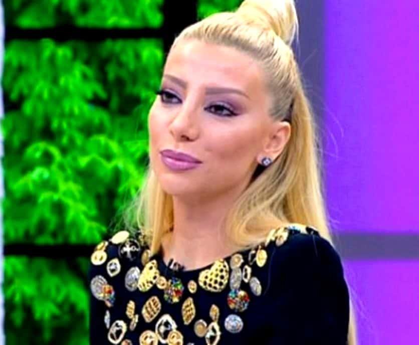 Gülşah Saraçoğlu Doya doya moda jürisi