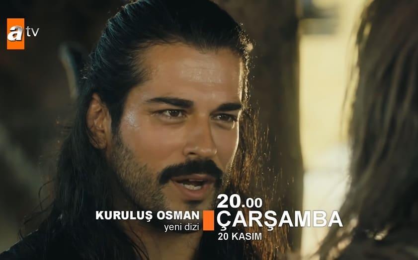 Kuruluş Osman Tekrarları Hangi Gün Saat Kaçta