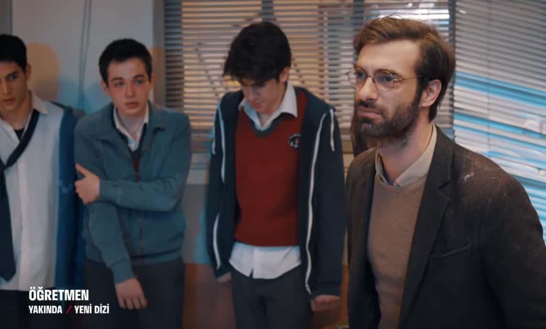 Öğretmen dizisi oyuncu kadrosu karakterleri