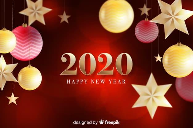 2020 Yılbaşı Resimleri Fotoları