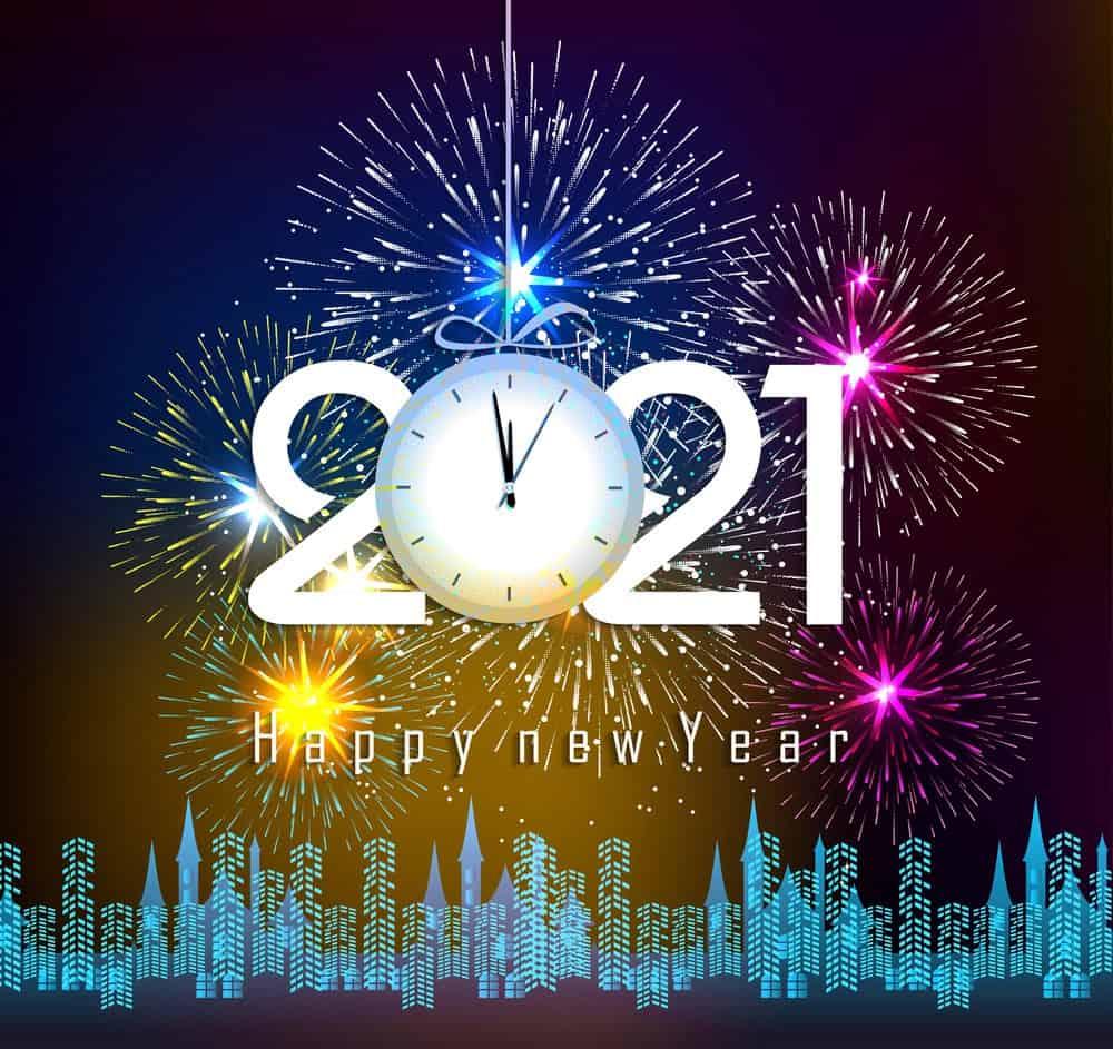 2021 yeni yıl kutlama mesajları