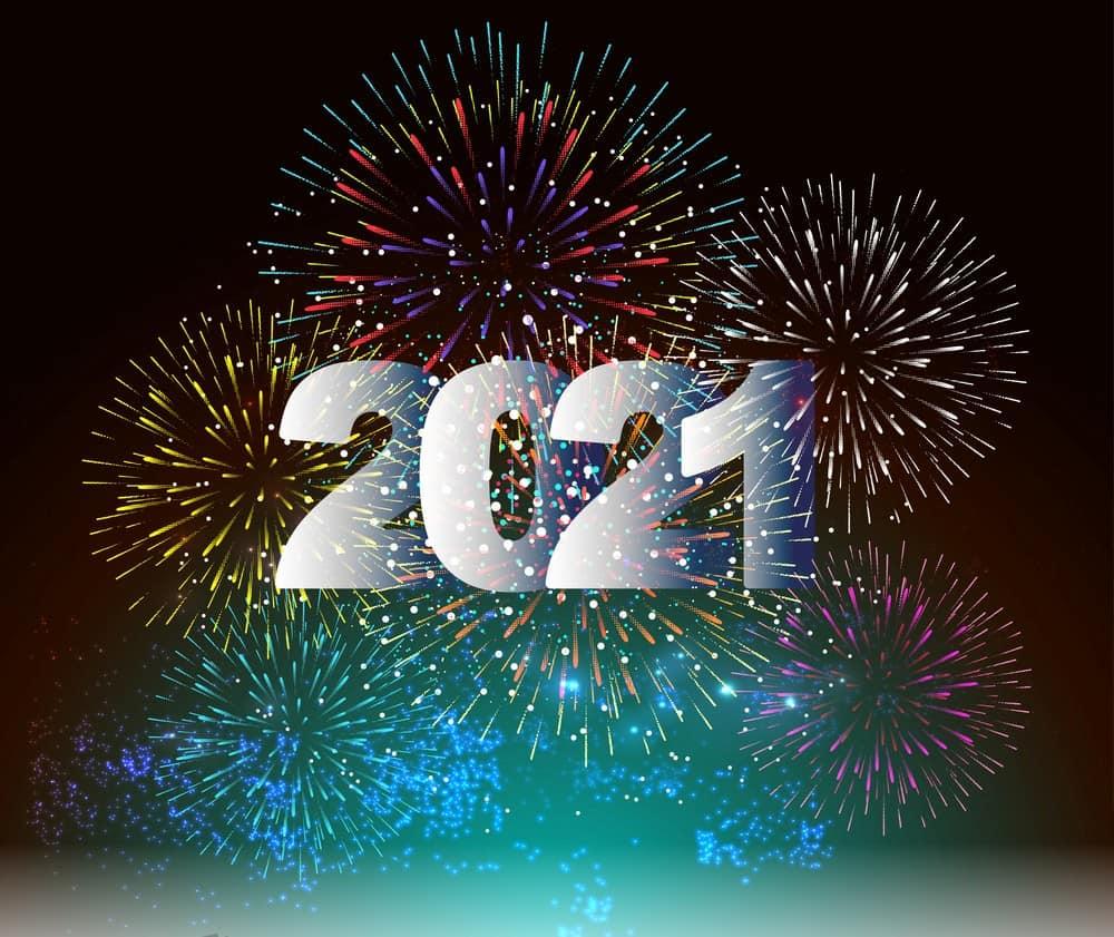 2021 yılbaşı resimli kutlama mesajları