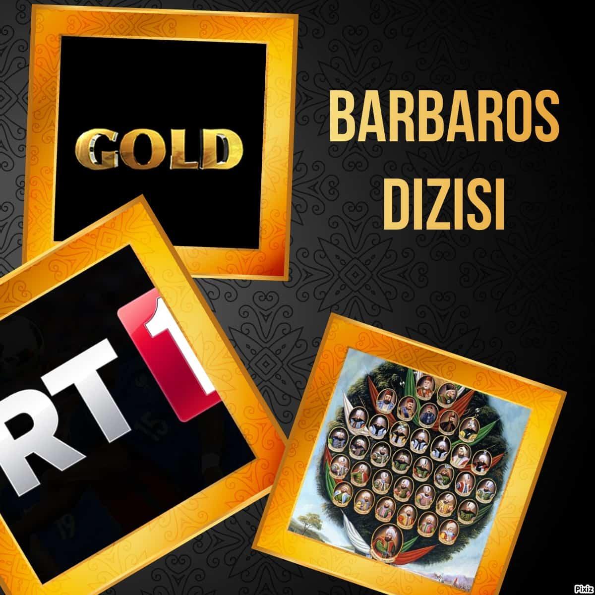 Barbaros Dizisi Oyuncu kadrosu ve karakterleri