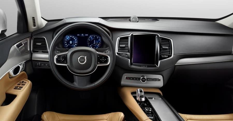 Doğduğun Ev Kaderindir otomobilleri Volvo XC90