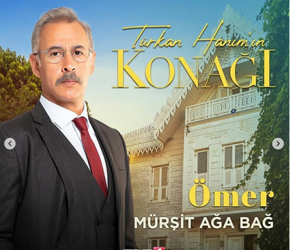 Turkan Hanim'in Konagi Omer Mursit Aga Bag