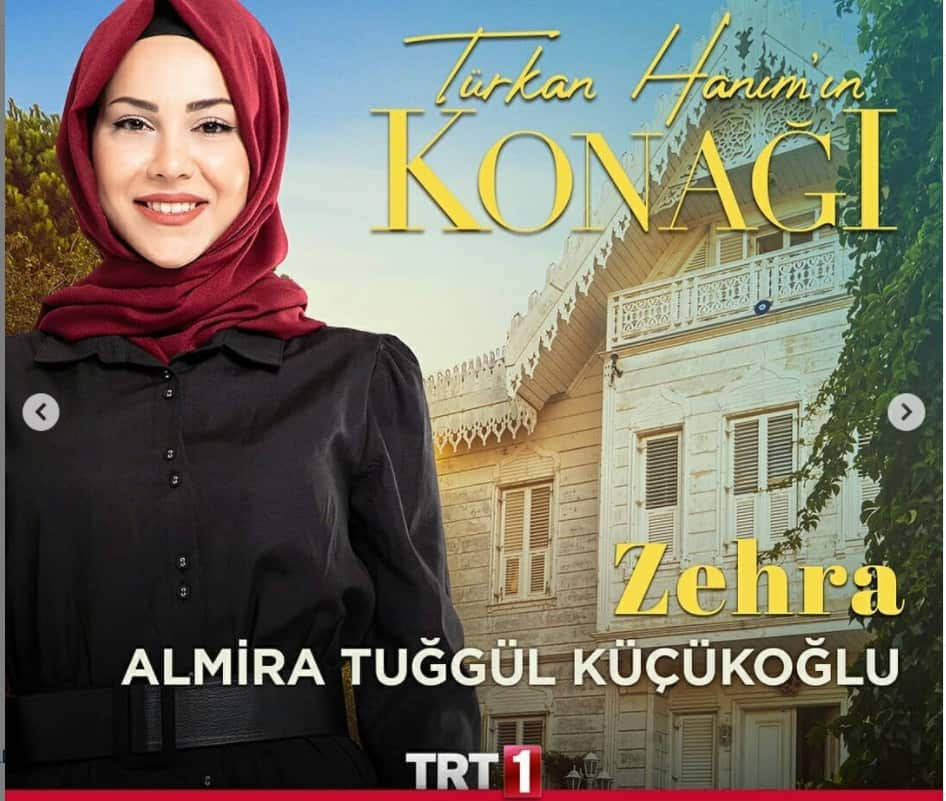 Turkan Hanim'in Konagi Zehra Almira Tuggul Kucukoglu
