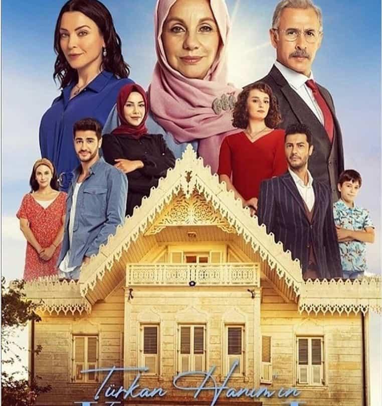 Turkan Hanim'in Konagi dizisi oyuncu kadrosu karakterleri