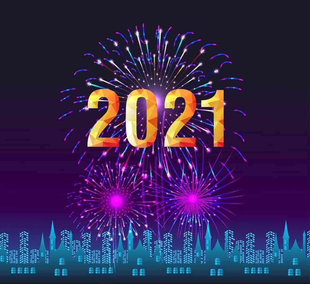 Twitter için 2021 resimli kart