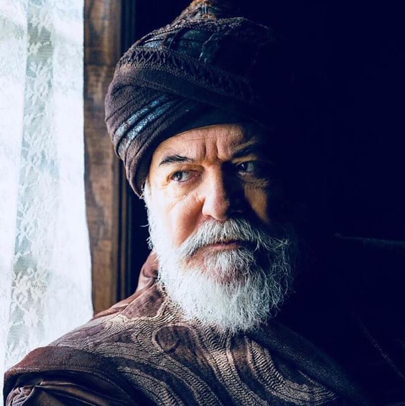 Çetin Tekindor yeni dizisi Hay Sultan Geylani