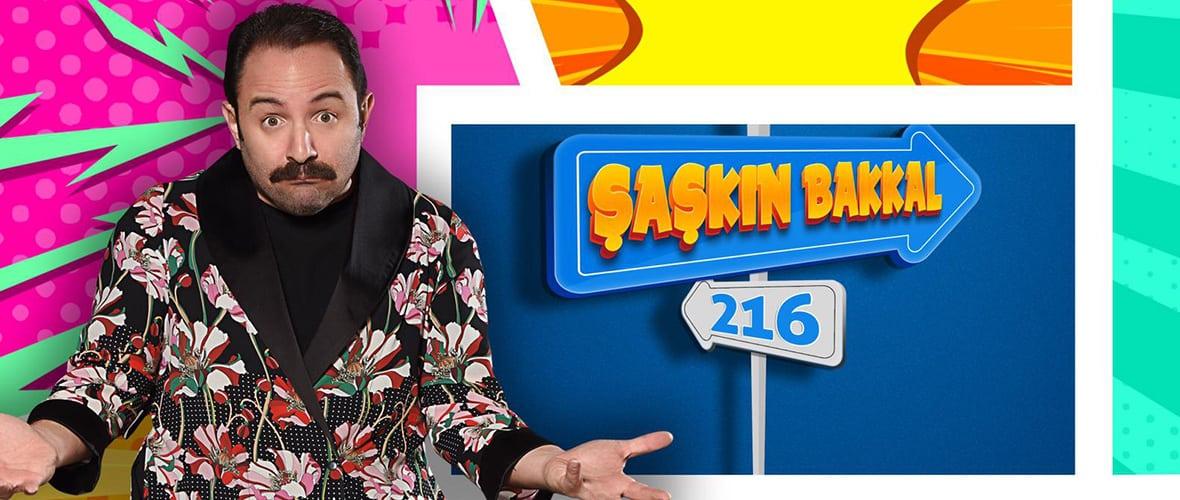 Şaşkın Bakkal 216 Dizi Oyuncuları Kimler