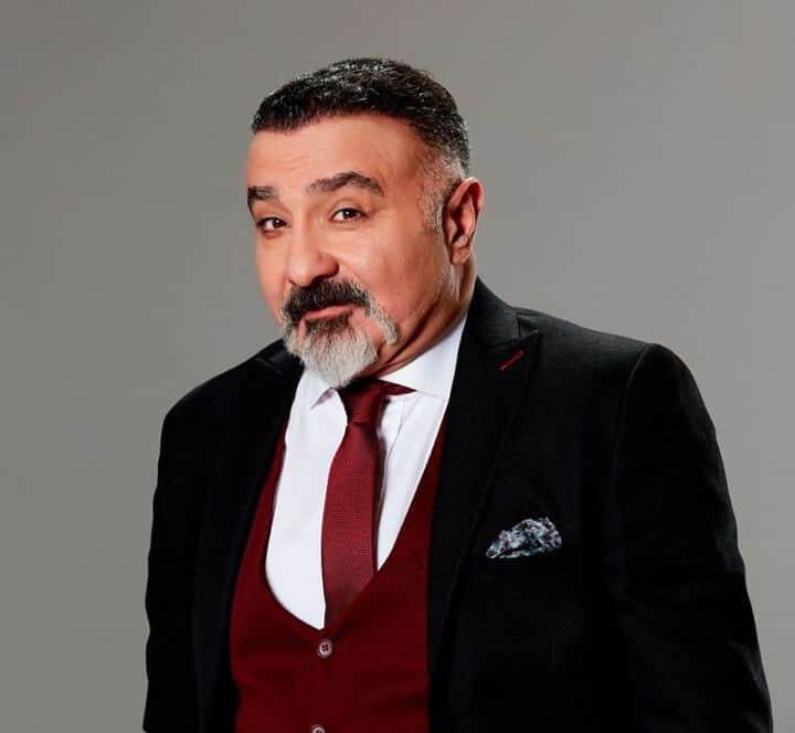 Cengiz Bozkurt 50 Metrekare dizisinde