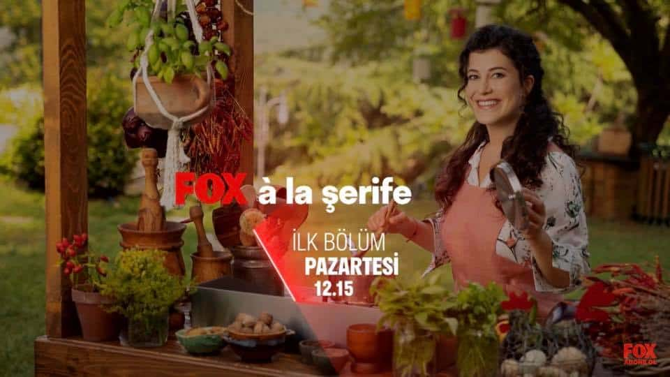 Fox A la Şerife Programı Sunucusu Şerife Aksoy