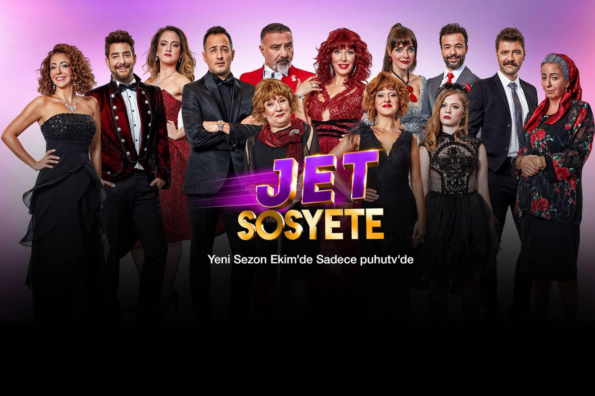 Jet Sosyete Star Tv'ye transfer oldu 2020 yılında