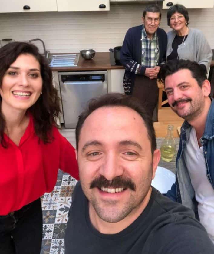 Levent Akkök Şaşkın Bakkal 216 dizisinde Fırat rolünde