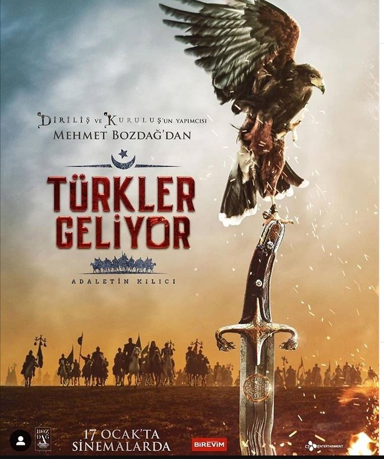 Türkler Geliyor Filmi şarkısı müziği
