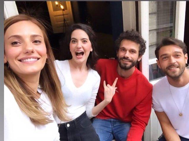 Çatı Katı Aşk 2020 yaz dizisi Kanal D