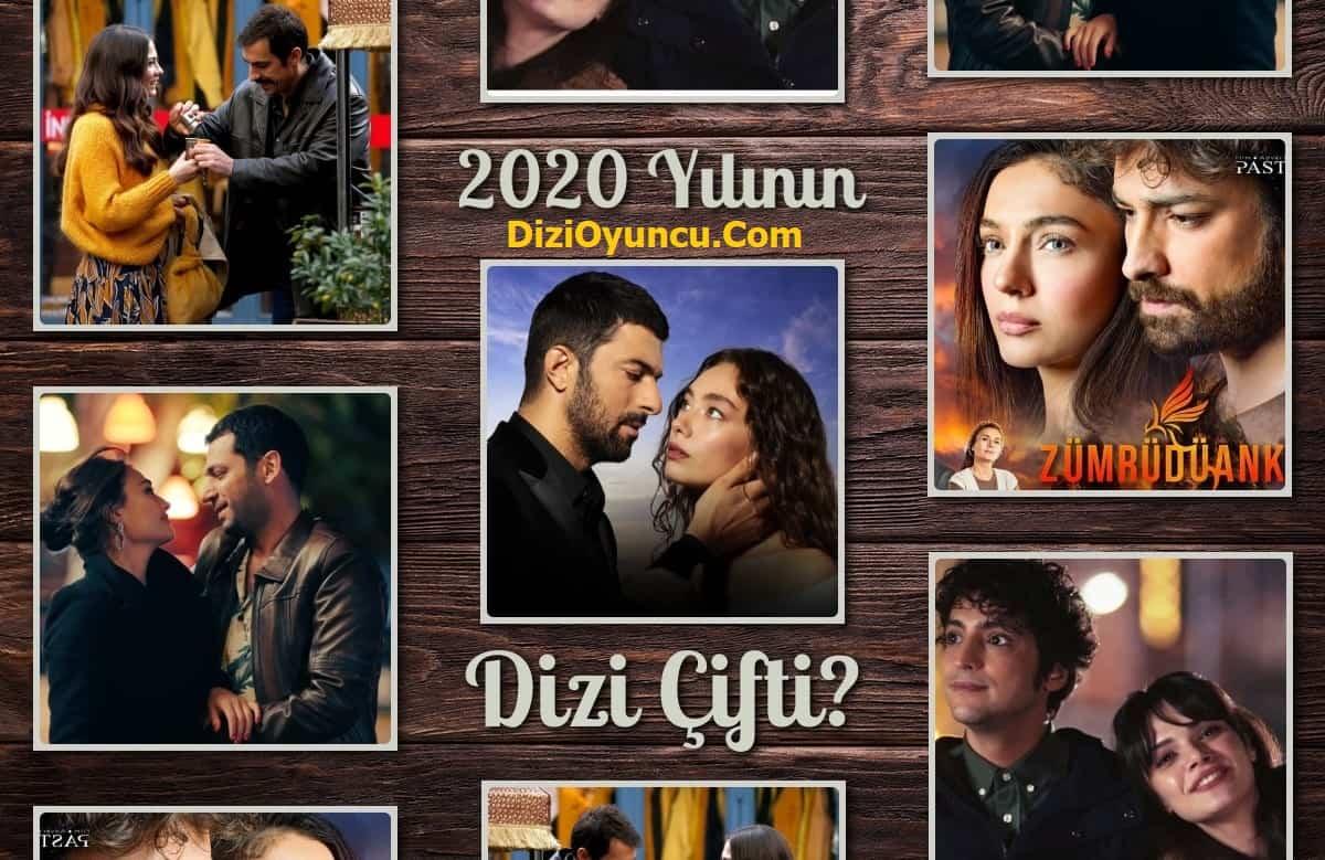 2020 Yılının En İyi Dizi Çifti Anketi