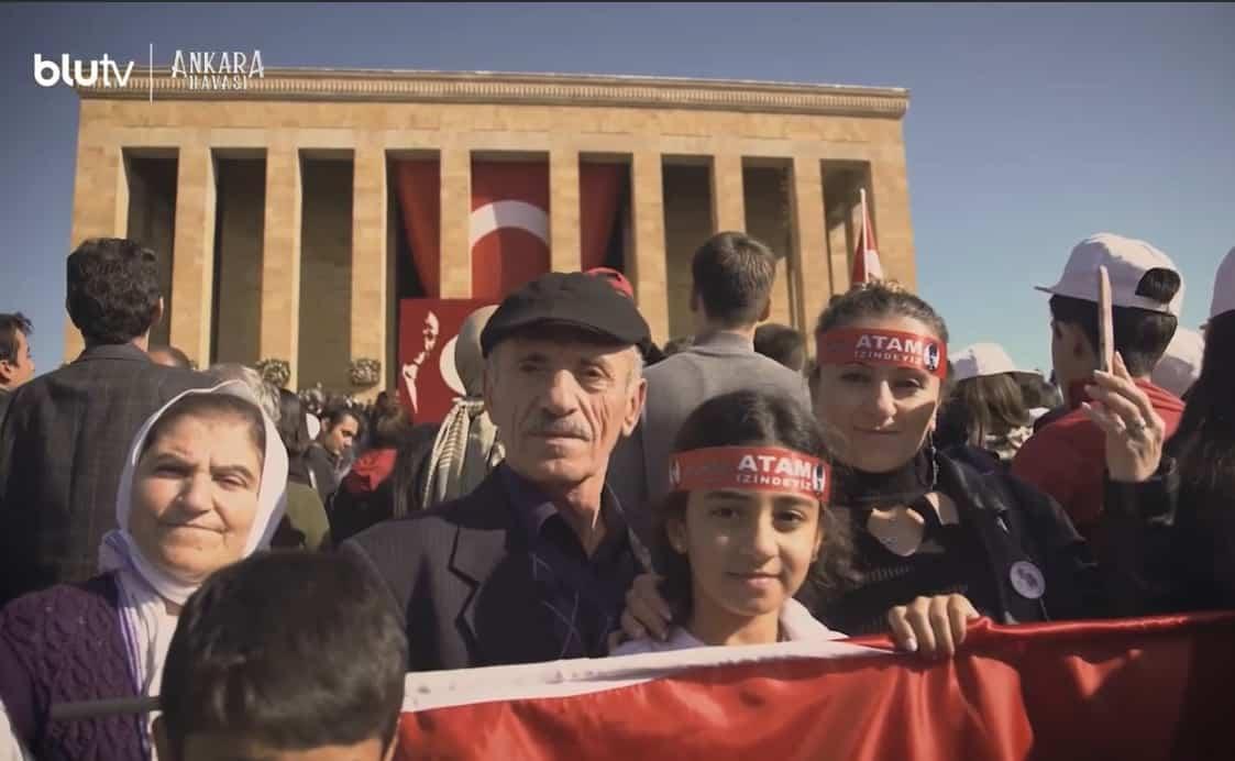 Blu TV Ankara Havası Belgesel Oyuncular kimler