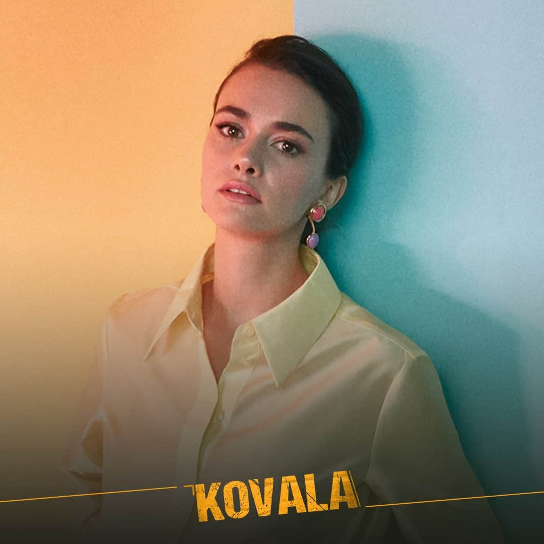 Hande Soral Öykü rolüyle Kovala filminde