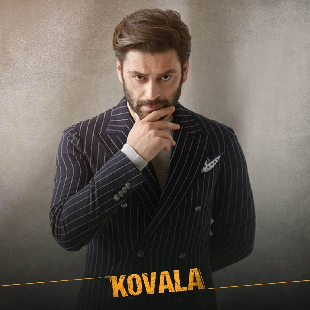 Kovala filmi oyuncuları Ozan Akbaba