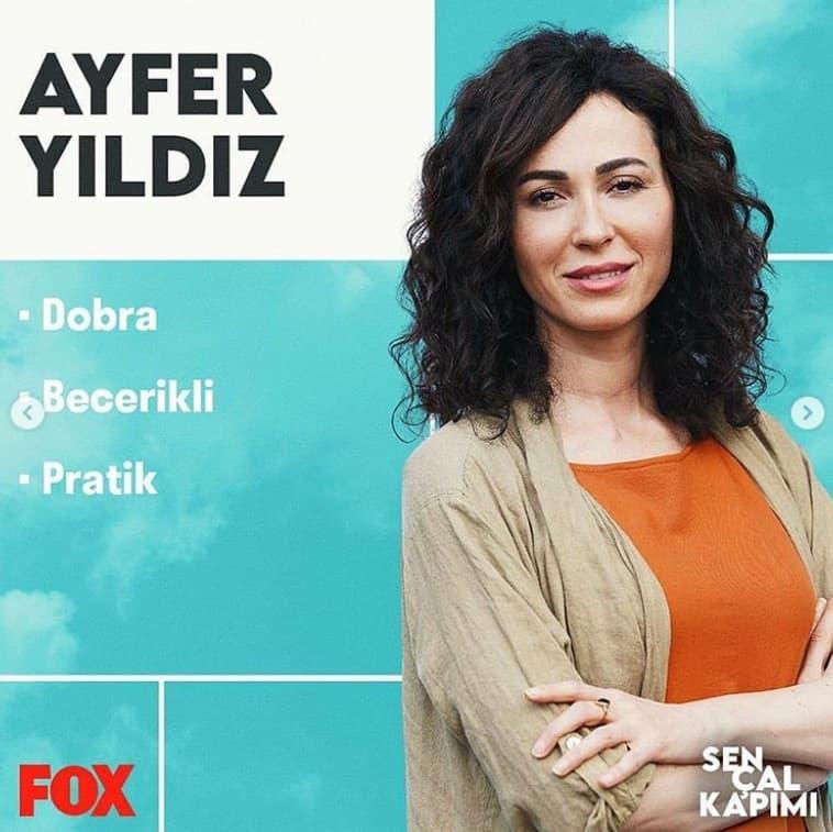 Sen Cal Kapimi Ayfer Yildiz