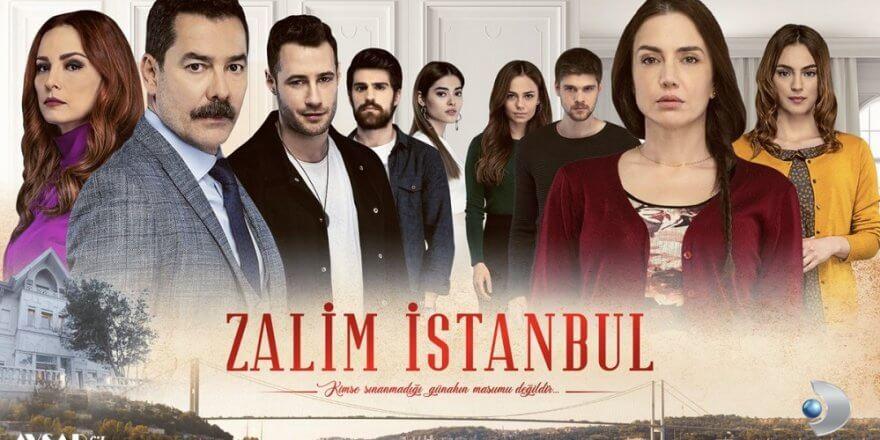Zalim İstanbul dizisi 2020 de final yapacak dizilerden