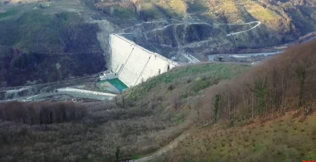 Baraj dizisindeli Baraj neresi