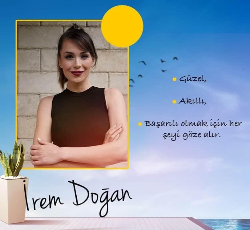 Bay Yanlis dizisi Irem Dogan