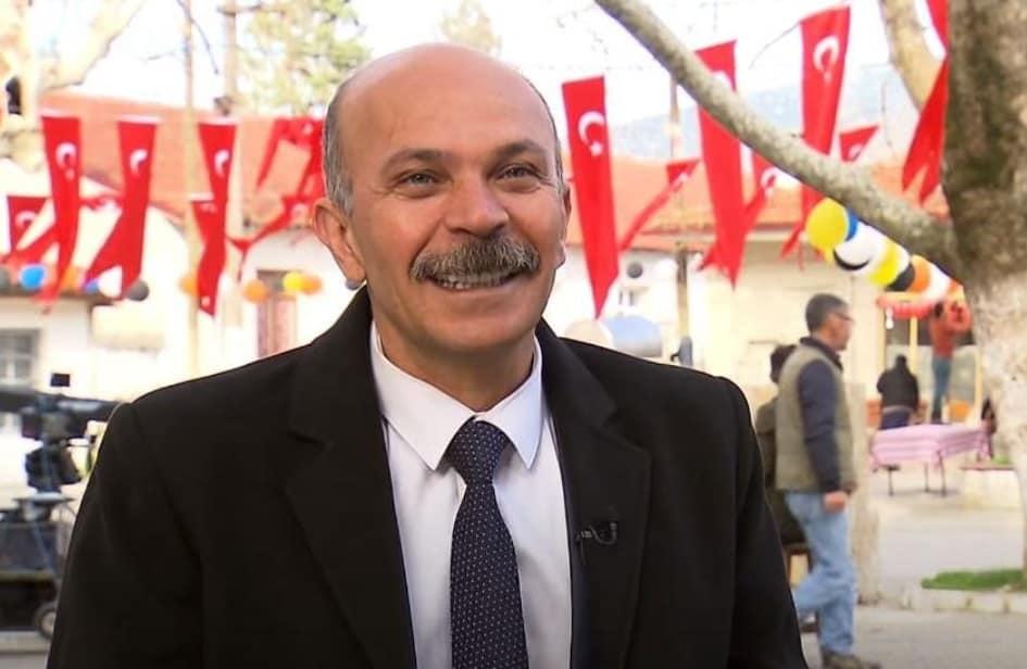 Emin Gürsoy Kuruluş Osman dizisinde