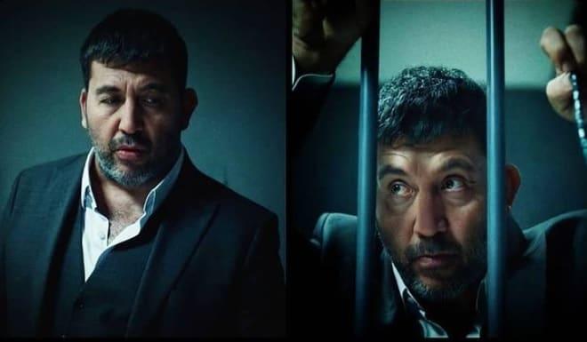 Emre Kınay Ramo dizisi oyuncu kadrosunda