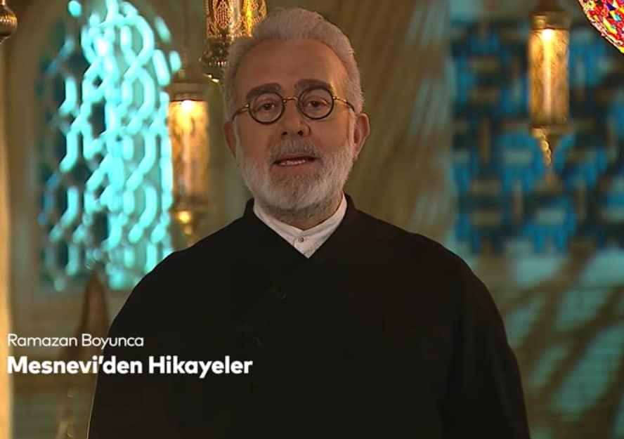 Bahadır Yenişehirlioğlu kimdir Mesneviden Hikayeler Sunucusu TRT
