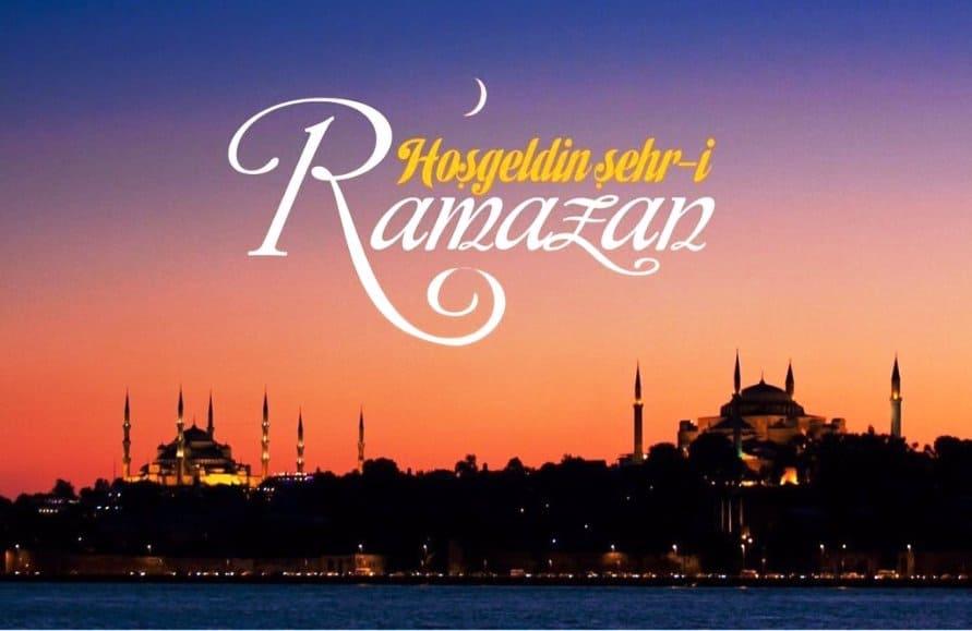 Hoş Geldin Ya Şehri Ramazan 2020