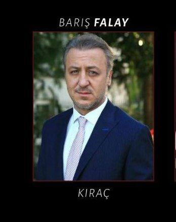 Managerimi Ara Barış Falay Kıraç