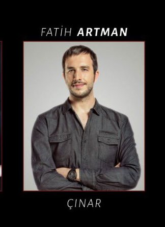 Managerimi ara Fatih Artman Çınar rolü